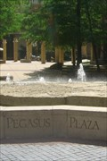 Image for Pegasus Plaza Fountains, Dallas, TX  USA