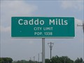 Image for Caddo Mills, TX - Population 1338