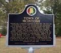 Image for Town of McIntosh - McIntosh, AL