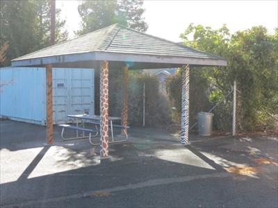 Picnic Shelter, Petaluma, California