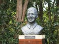 Image for Bust of Nelson Mandela - Cape Town, South Africa