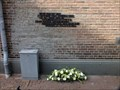 Image for Asser commemorate Holocaust on the wall that saw all