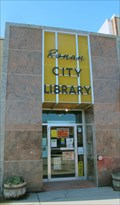 Image for Ronan City Library - Ronan, Montana
