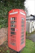 Image for Red Telephone box - Wolverton, Warwickshire, CV37 0HE