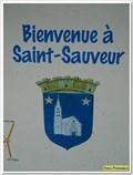 Image for Blason de Saint Sauveur - Baratier, France