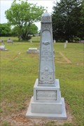 Image for Jno. W. Nicholass - Union Chapel Cemetery - Garden Valley, TX