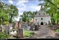 Image for Hrbitov a  kostel Nejsvetejší Trojice / Cemetery and Church of the Most Holy Trinity - Kourim (Central Bohemia)