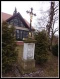 Image for Kríž u kostela Povýšení sv. Kríže / Churchyard Cross - Brno, Czech Republic