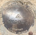 Image for Archaeological Datum Western Mapping WMCO4-5 Mark - Flagstaff, AZ