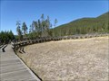 Image for Terrace Spring Boardwalk - Yellowstone National Park, Wyoming