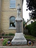 Image for World War I and II Memorial - Hensall, Ontario