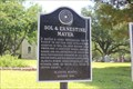 Image for Sol & Ernestine Mayer -- Sutton County Courthouse, Sonora TX