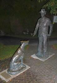 Bauschan & Thomas Mann - Gmund, Bayern, Germany