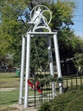 Image for First Presbyterian Church Bell - Lott, TX