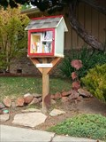 Image for Little Free Library # 14725  - San Carlos, CA