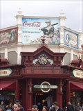 Image for Affiche Coca Cola. Disneyland Paris