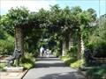 Image for Oriental Garden Pergola at the Royal Botanic Garden - Sydney, Australia