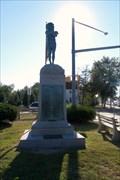 Image for WWI Memorial - Tuckerton, NJ