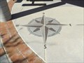 Image for Compass Rose - Juan Seguin Historical Park, La Porte, TX