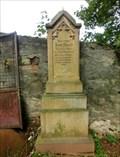 Image for The monument No. 88 - Staré Buky, Czech Republic