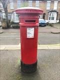 Image for Victorian Pillar Box - Bulwer Road - Leytonstone - London - UK