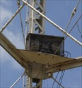 Image for Dual-rotor warning siren -- Dilley Texas