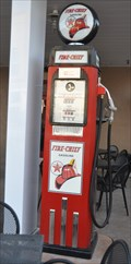 Image for Texaco Fire Chief Gas Pump - Williams, Arizona