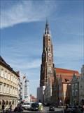 Image for Katholische Stadtpfarr- und Kollegiatstiftskirche St. Martin und St. Kastulus - Landshut, Bavaria, Germany