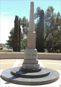 Image for Wanneroo War Memorial , Western Australia