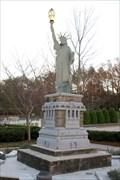 Image for Statue of Liberty - Stockbridge GA
