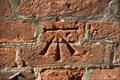 Image for Cut Bench Mark - Castlegate, York, UK