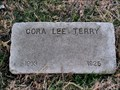 Image for Cora Lee Terry -- Frankford Cemetery, Dallas, TX