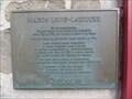 Image for Plaque de la maison Louis-Latouche - Québec, Québec
