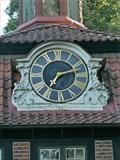 Image for Uhr am Torhaus Wellingsbüttel (Westseite) - Hamburg, Germany