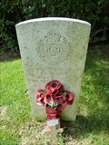 Image for Sapper Percy Bertram Pearce, WR/29743 - St Peter - Copt Oak, Leicestershire