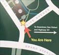 Image for Dominican University Map (Angelico Hall) - San Rafael, CA