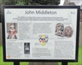 Image for John Middleton - Hale, UK