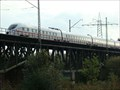 Image for Railroadbridge over the river Regnitz - Fürth - Bavaria - Germany