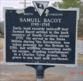 Image for SAMUEL BACOT 1745 - 1795