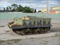 Image for Armoured Personnel Carrier CT43099 - Fort Macleod, Alberta