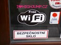 Image for WiFi in SWING PIZZA  - Praha 4, CZ