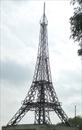 Image for La tour Eiffel-Apach-France