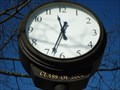 Image for Class of 2002 Clock - State College, Pennsylvania