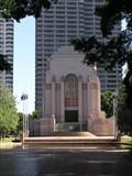Image for Anzac Memorial, Hyde Park. Sydney. NSW. Australia.