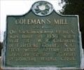 Image for Coleman's Mill - Ackerman, MS