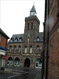 Image for Town Hall Clock, Congleton in Cheshire, UK