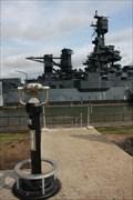 Image for USS TEXAS (BB 35) -- LaPorte TX