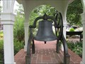 Image for High Street School Bell - Gettysburg, PA