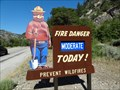 Image for Smokey the Bear -  Ogden Canyon, Utah