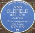 Image for Ann Oldfield - Grosvenor Street, London, UK